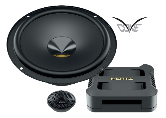 Акустика HERTZ DPK 165.3 2Way system Gold Sound Limited Edition